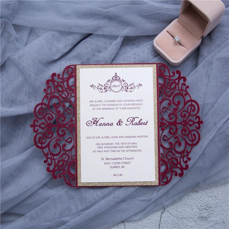 Célèbre Vente en gros des faire-part mariage, des faire part mariage  JL85