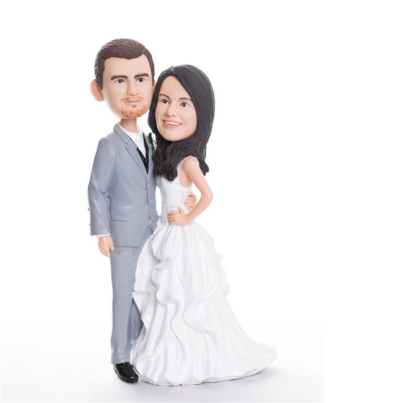 figurine de gteau de mariage personnalise wct0005 - Figurine Mariage Personnalise